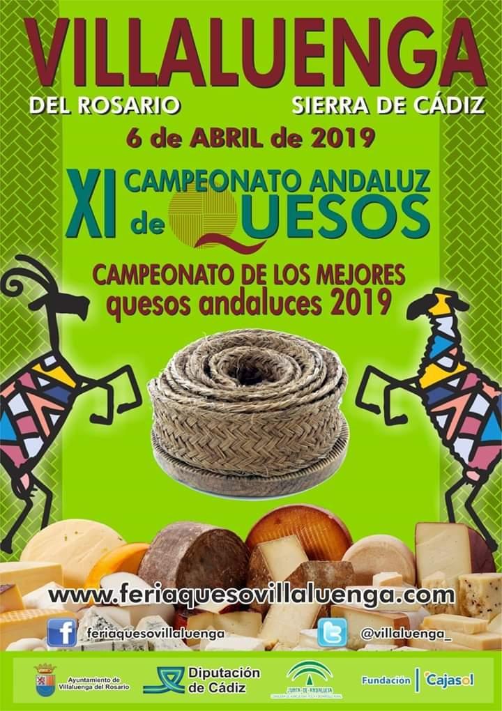 Concurso Mejor Queso Andaluz 2019