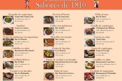 """Muestra Gastronómica """"Sabores 1810"""""""