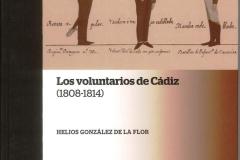 Libro Los Voluntarios de Cádiz (1808-1814)