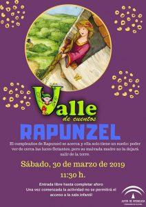 Sábado de Cuentos Biblioteca Pública Provincial Cadiz 30 Marzo