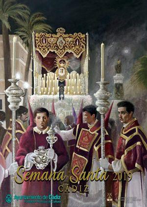 cartel semana santa 2019 cadiz