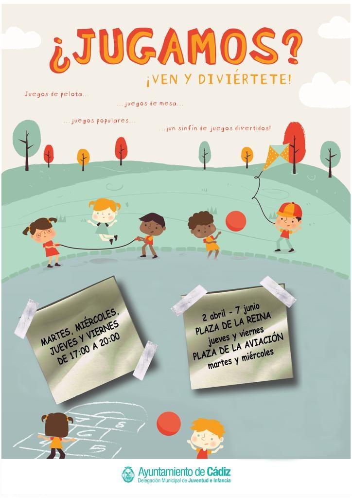 Jugamos? Ven y Diviértete (Abril/Junio 2019) / Clásica Joven en Vivo (Mayo/Junio 2019) CÁDIZ Agenda Semanal para la familia Provincia de Cádiz adondevoyconmifamilia