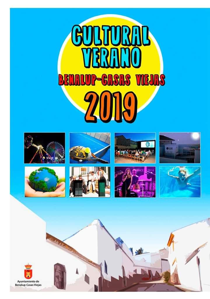 Agenda Verano 2019 ( Benalup)