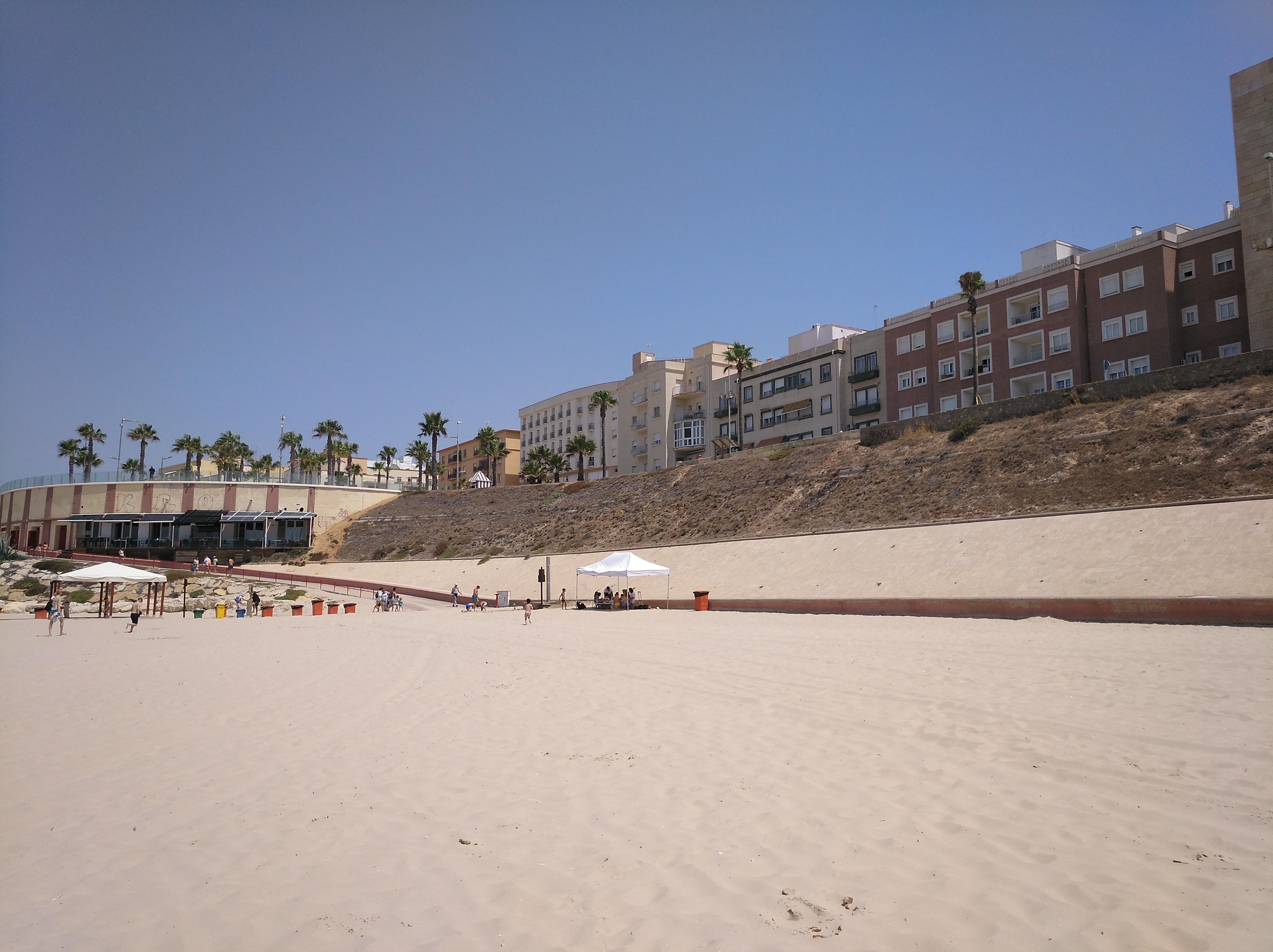 Playa de Santa Maria Cadiz