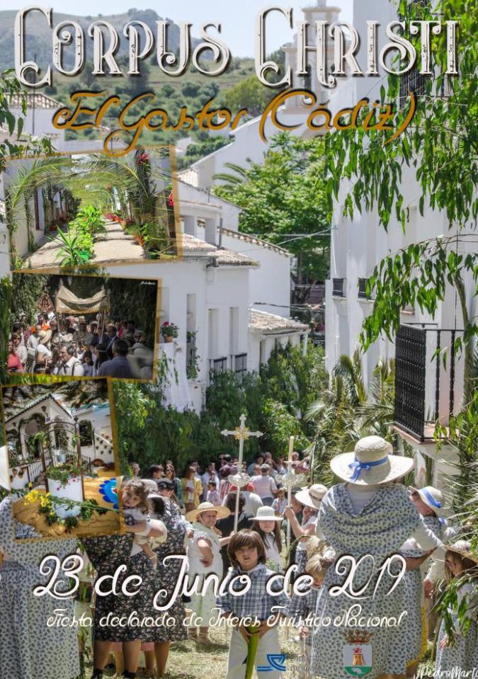 Corpus Christi 2019 (Provincia Cádiz) El Gastor Cádiz niños Adondevoyconmifamilia