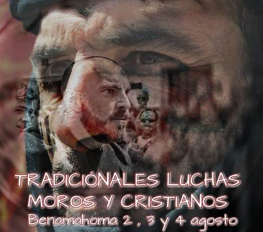 MOROS Y CRISTIANOS DE BENAMAHOMA DEL 02 AL 05 DE Agosto de 2019