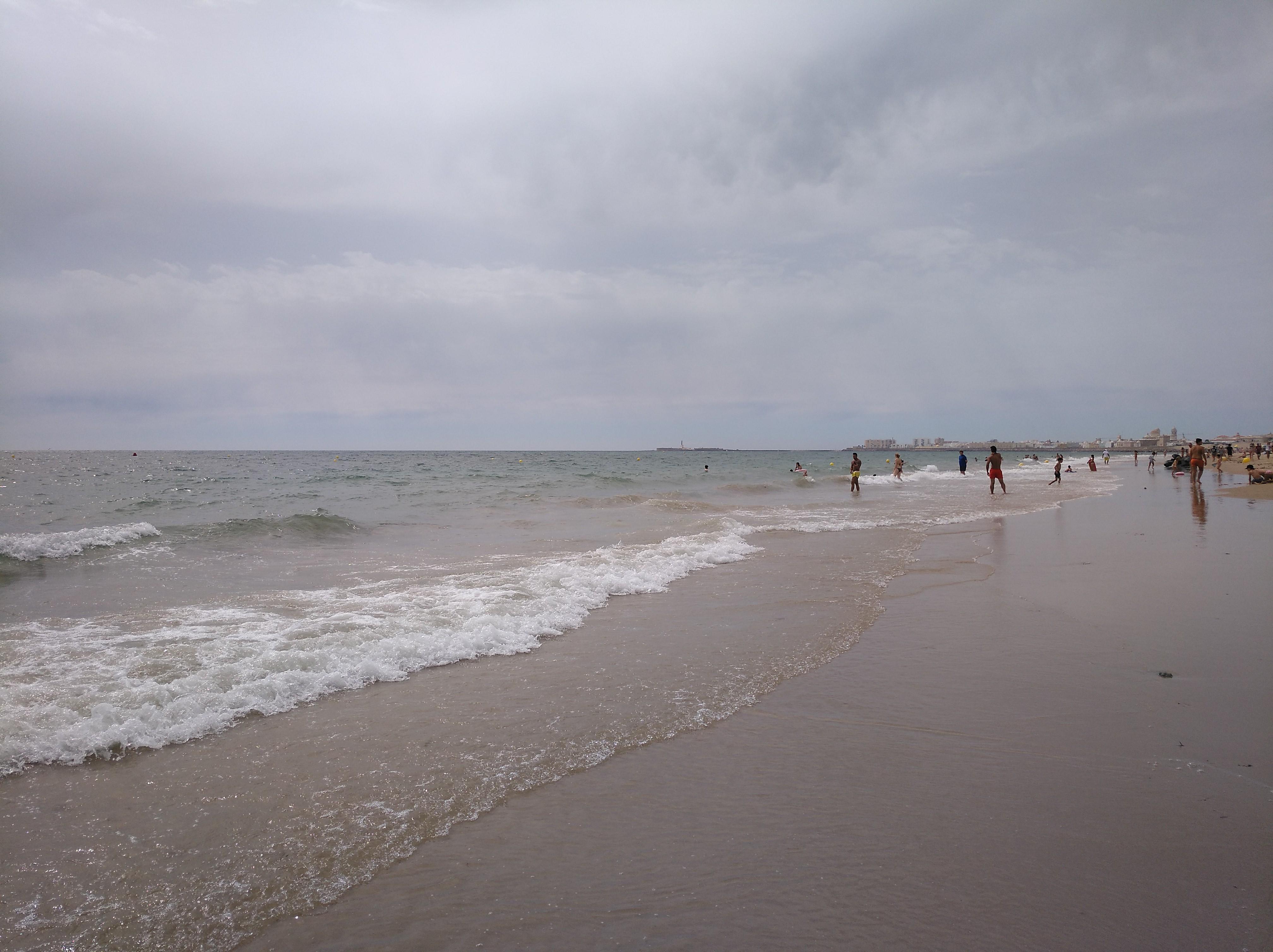 Playa de la Victoria (Cádiz)