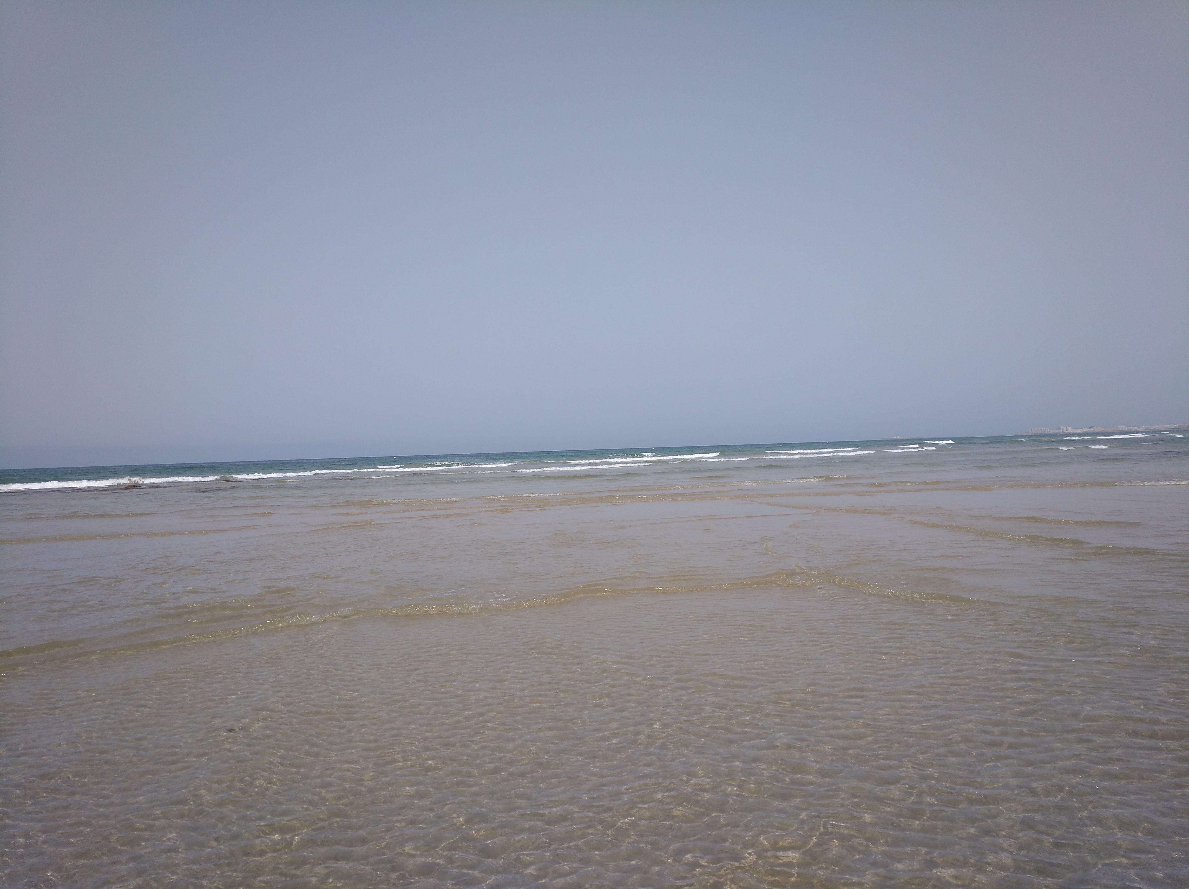 Playa de Cortadura (Cadiz)