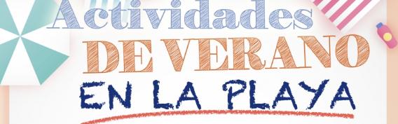 Actividades en las playas de Cadiz para niños verano 2019