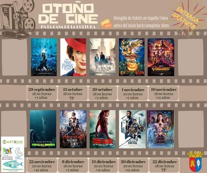 Otoño de Cine 2019 (Conil)