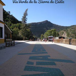 VÍA VERDE DE LA SIERRA DE CÁDIZ | Estación de Coripe a Estación de Zaframagón