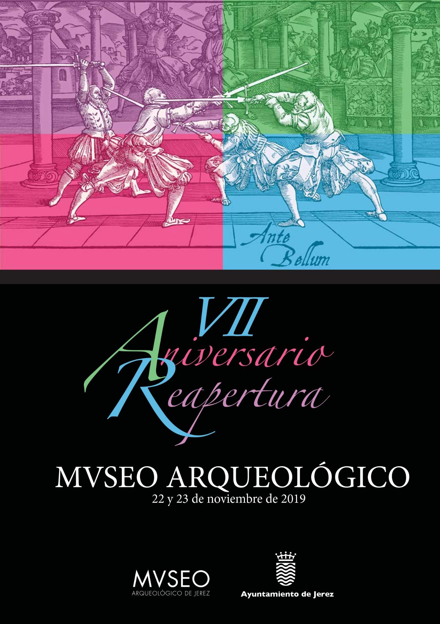 VII REAPERTURA MUSEO ARQUEOLÓGICO DE JEREZ Familia con Niños (JEREZ))