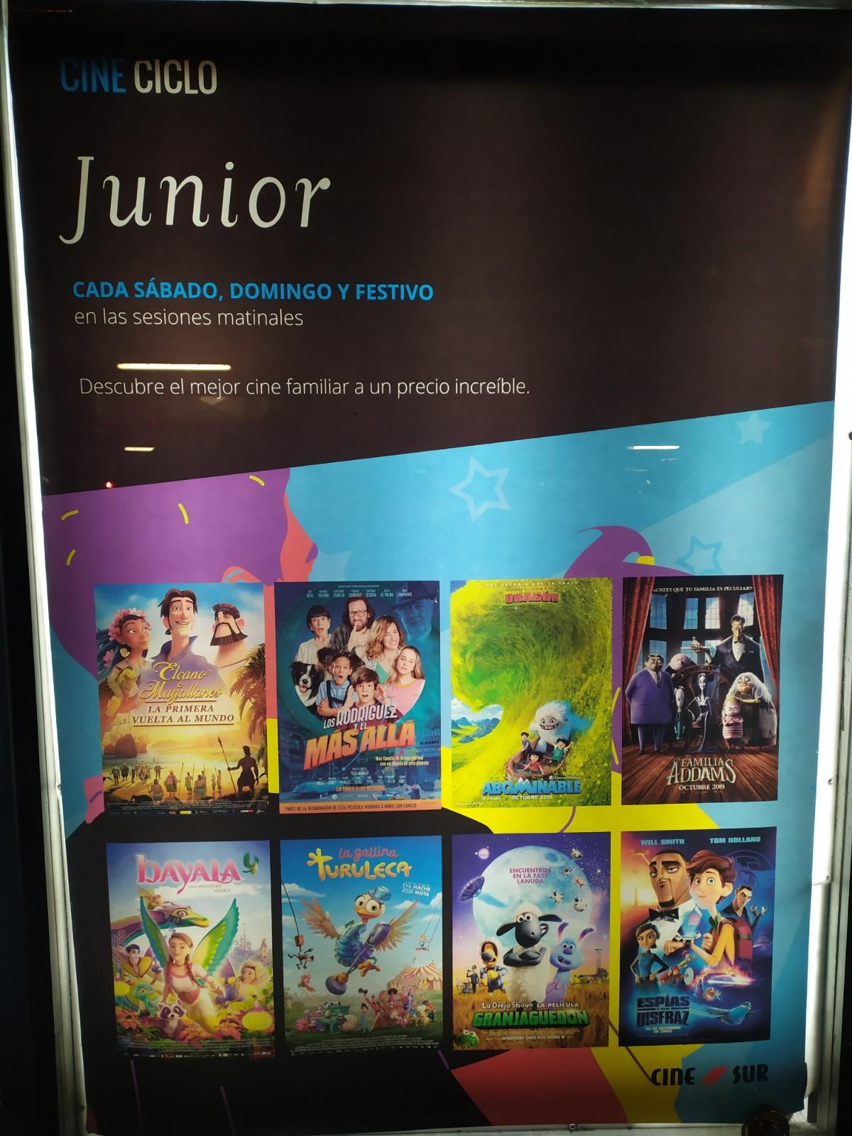Cinesur Junior (Bahía de Cádiz)