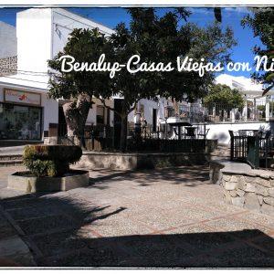 Benalup-Casas Viejas con Niños