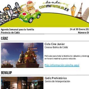 062 Agenda semanal familiar 24 al 30 enero 2020