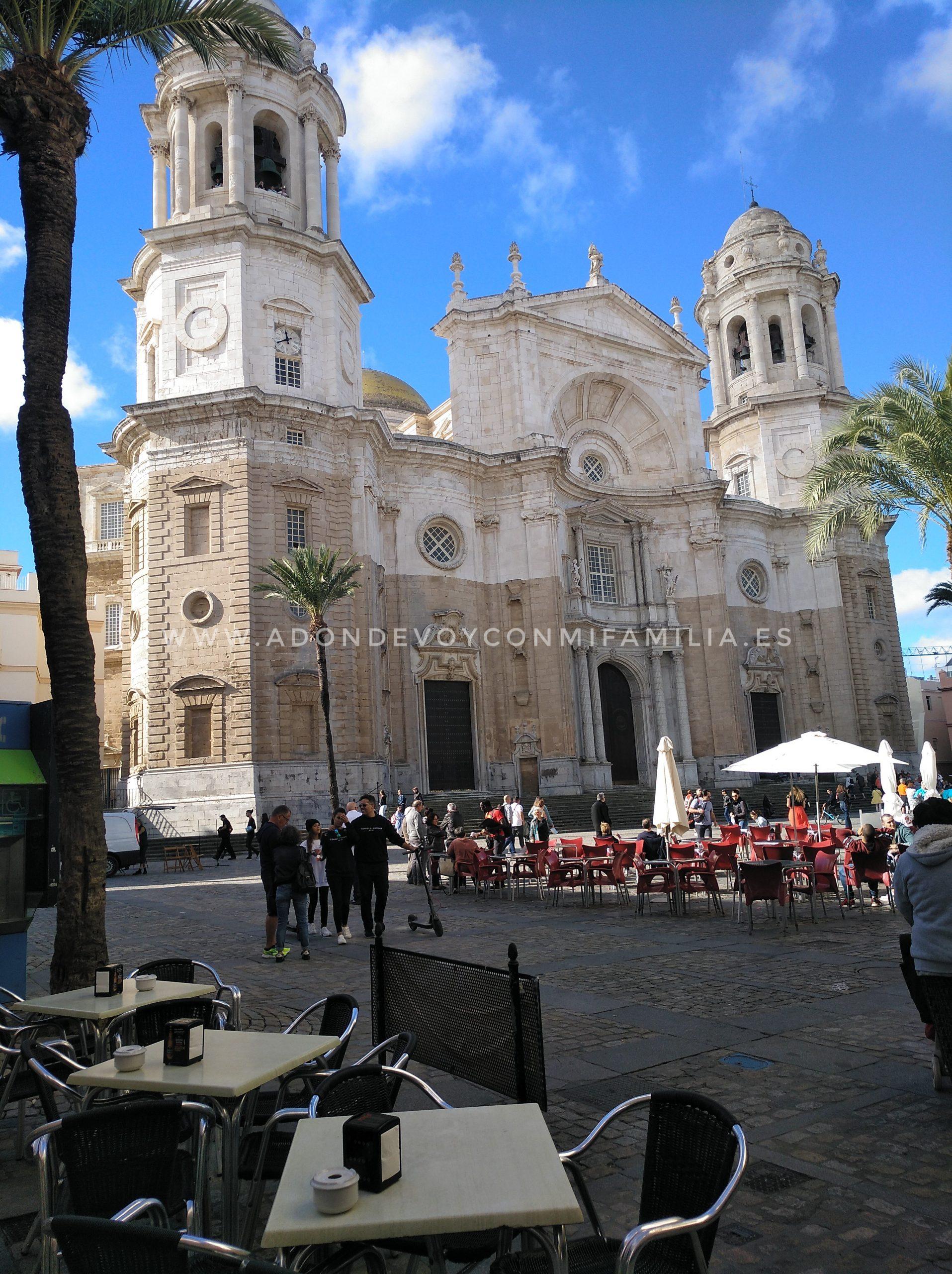 Un paseo por Cádiz con Niños