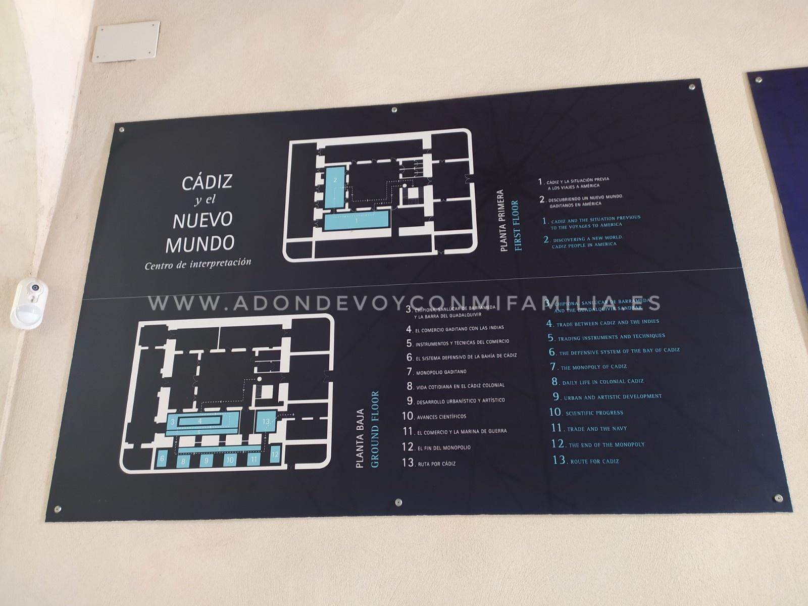 """Centro de Interpretación """"Cádiz y el Nuevo Mundo"""" (Chipiona)"""