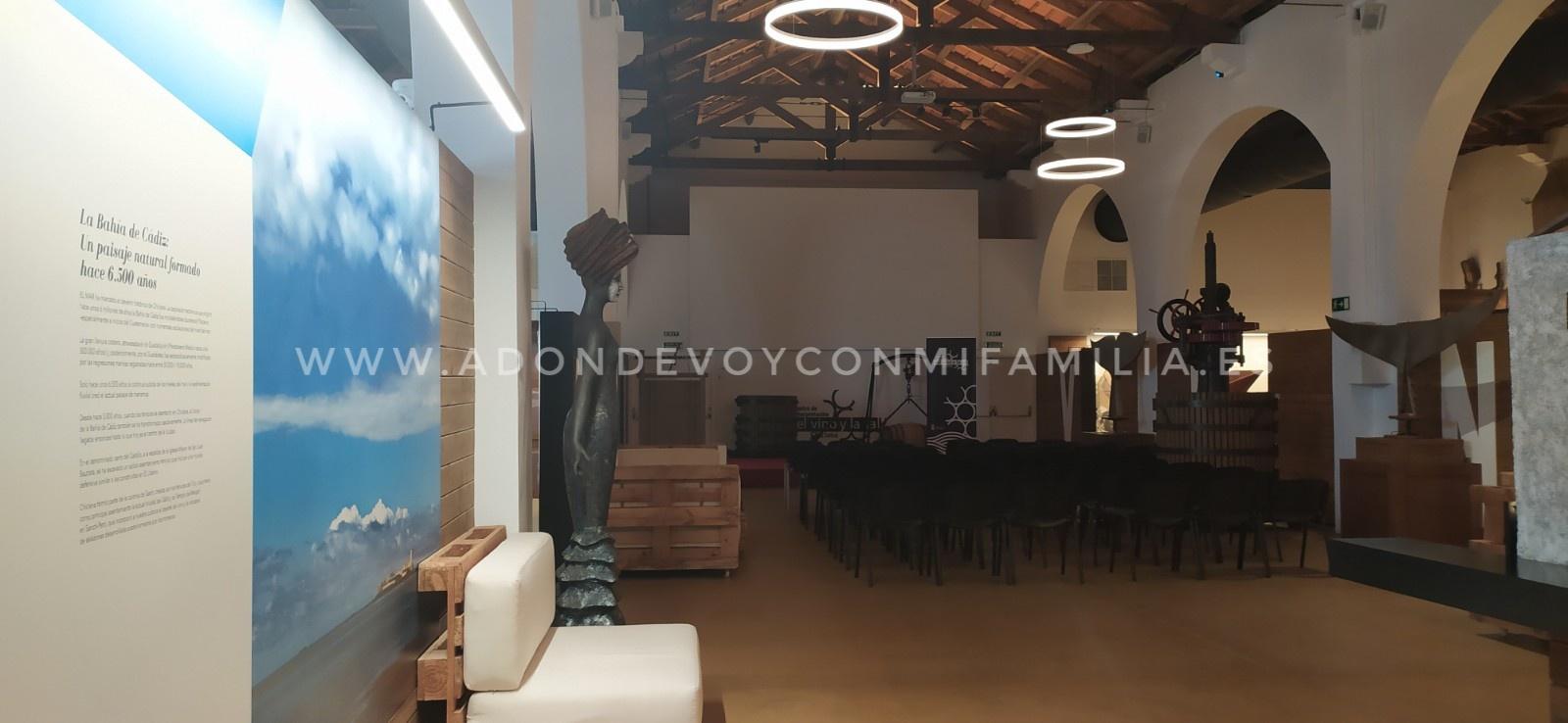 """Centro de Interpretación """"Del Vino y La Sal"""" (Chiclana de la Frontera)"""