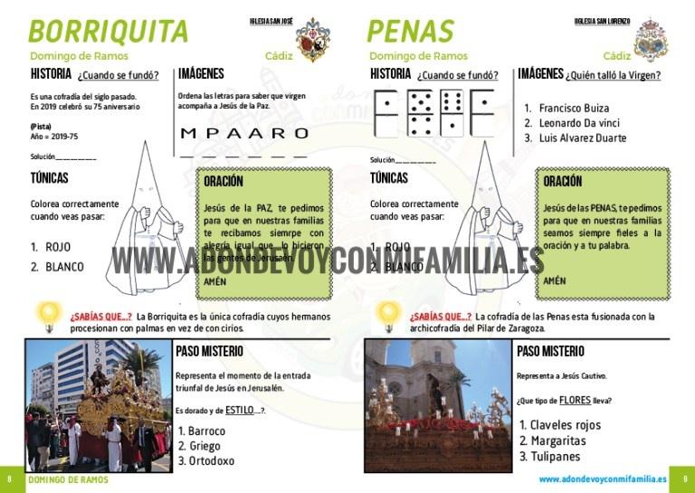 pagina muestra guia semana santa cadiz y provincia 2020