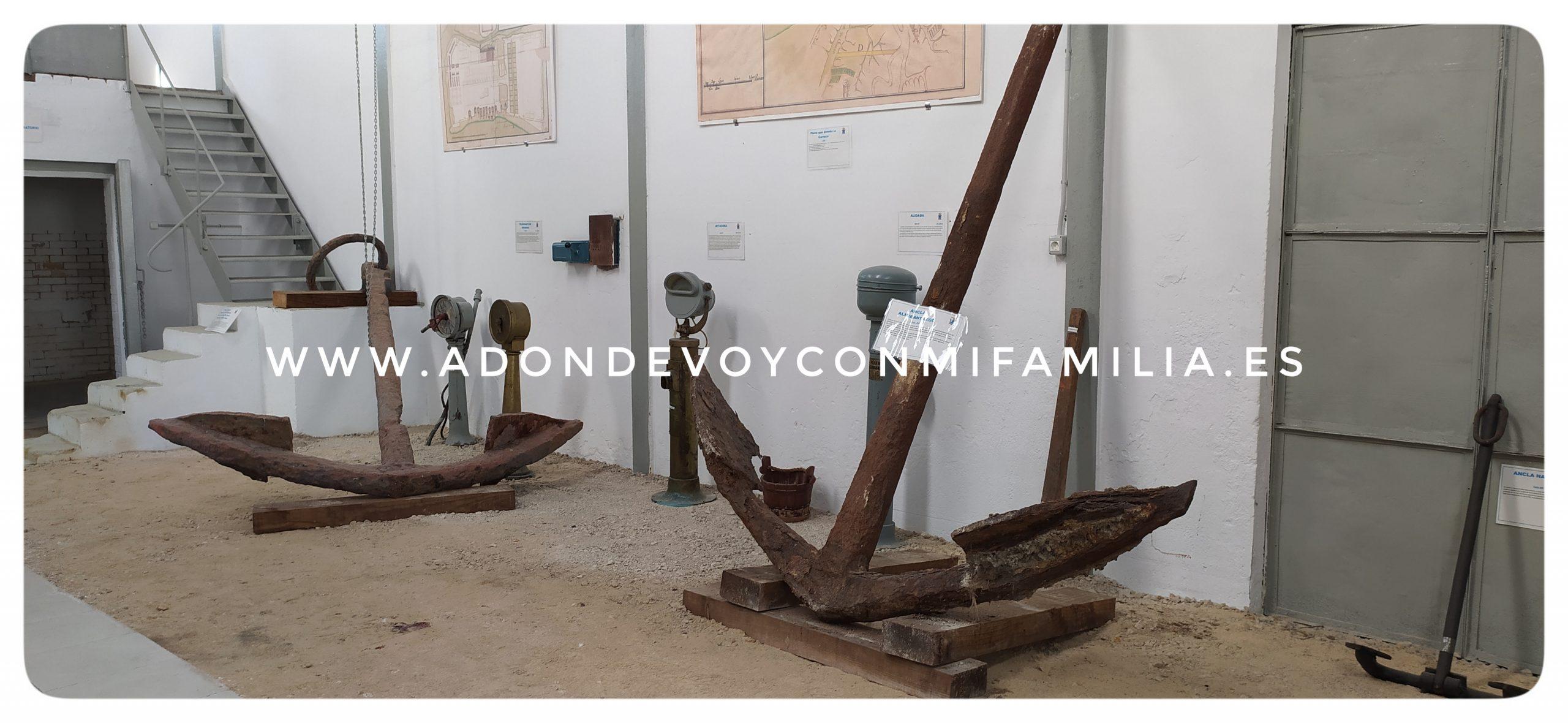 arsenal de la carraca adondevoyconmifamilia (10)