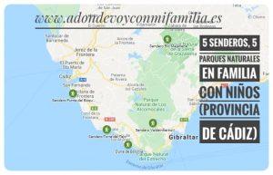 mapa senderos 5 parques naturales adondevoyconmifamilia-01