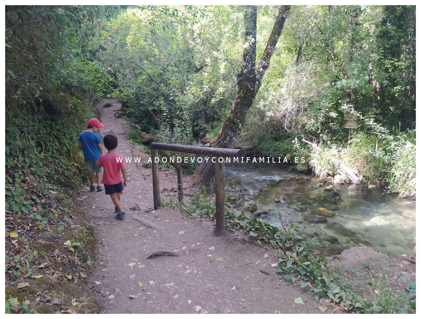 sendero rio majaceite adondevoyconmifamilia 04