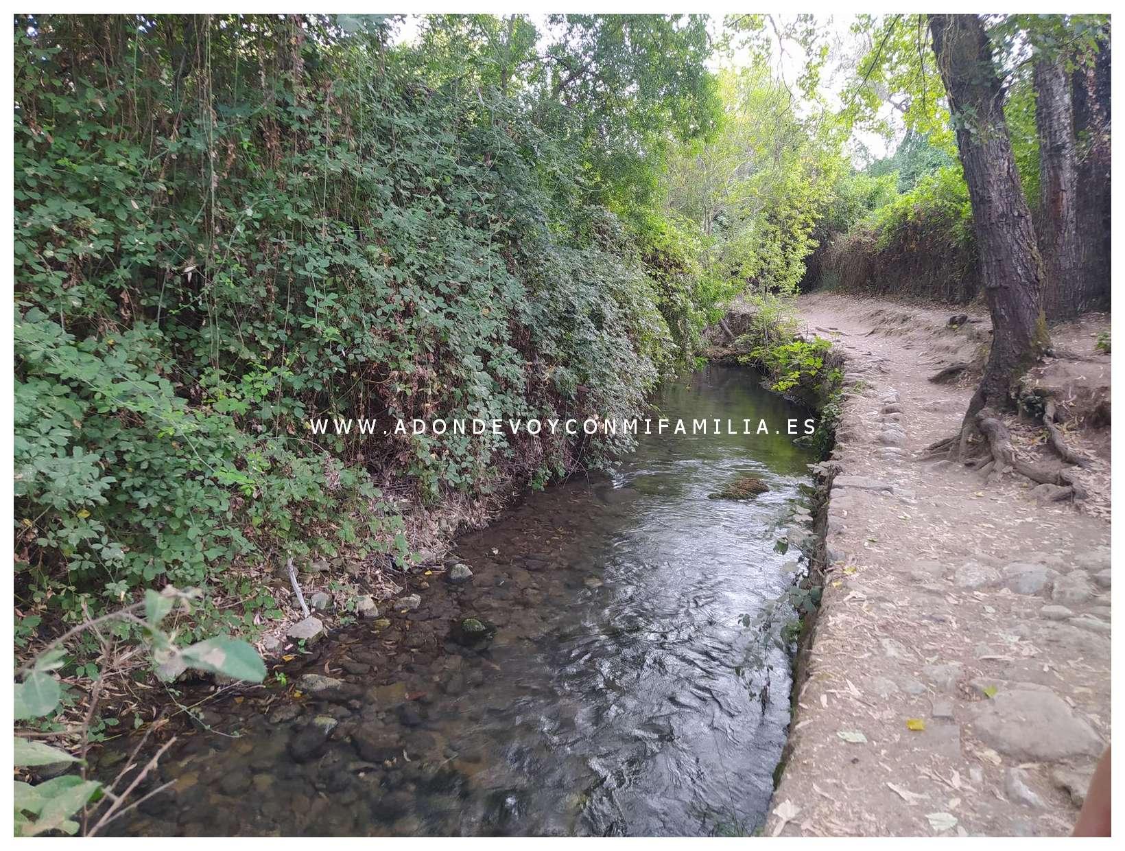 sendero rio majaceite adondevoyconmifamilia 26