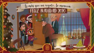 Cartel Navidad 2020 San Fernando