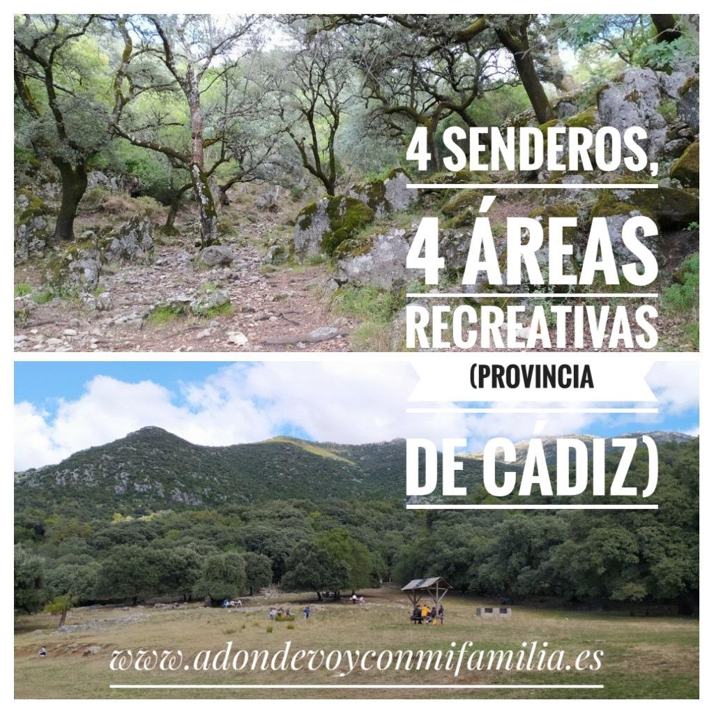4 senderos 4 areas recreativas adondevoyconmifamilia portada
