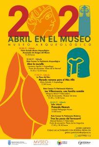 Abril 2021 museo arqueologico jerez