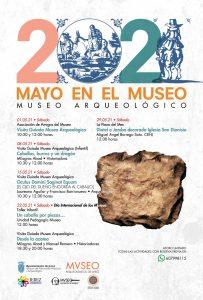 actividades museo arqueologico jerez mayo 2021