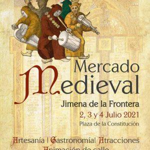 mercado medieval jimena 2 al 4 julio 2021