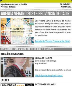 083 210728 Agenda Familiar 28 julio 2021 Adondevoyconmifamilia portada