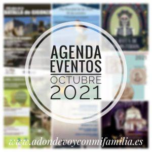 agenda eventos octubre 2021 adondevoyconmifamilia portada_2
