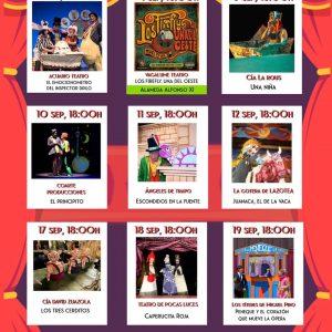 festival san rotin san roque cartel septiembre 2021