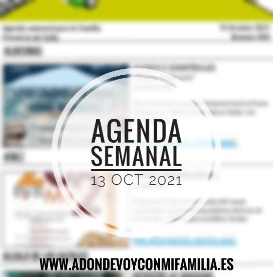 090 211013 Agenda Familiar 13 octubre 2021 Adondevoyconmifamilia portada v2-01